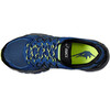 asics M's Gel-FujiTrabuco 4 Shoes Snorkel Blue/Silver/Flash Yellow